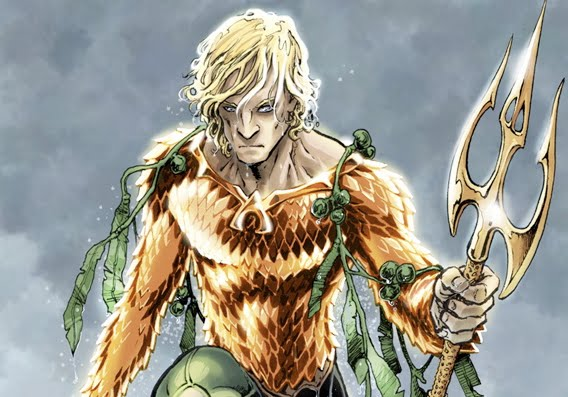 Aquaman (DC Comics) Character Review - 2