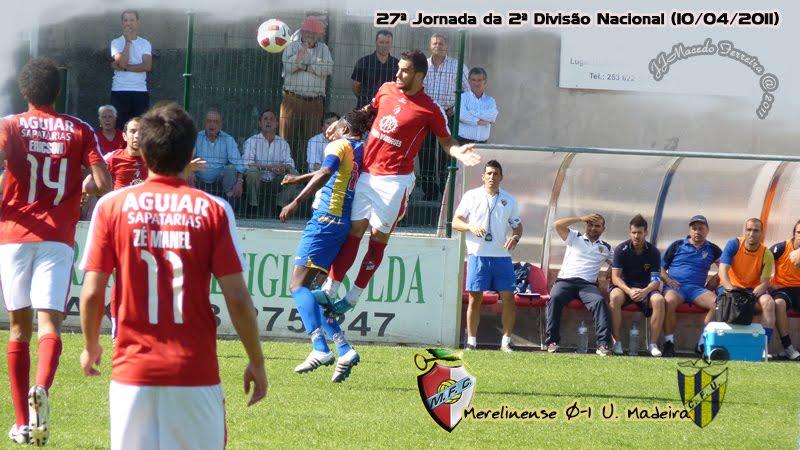 Merelinense 0-1 União da Madeira Mfc%2Bumadeira