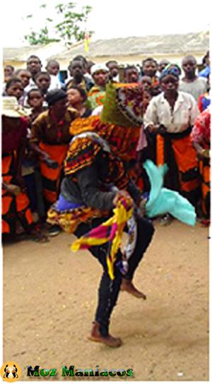 Dança Lingundumbwe