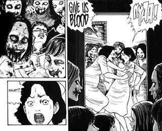 Uzumaki, mujeres vampiro