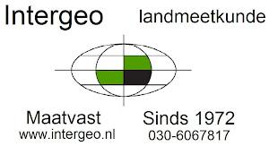 Intergeo landmeetkunde