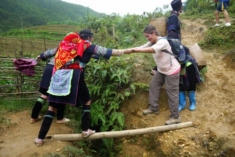 Trekking Lao Chai Village