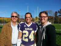 Son, D. Scott Warner & his two young men (Austin James and Dakota Scott).