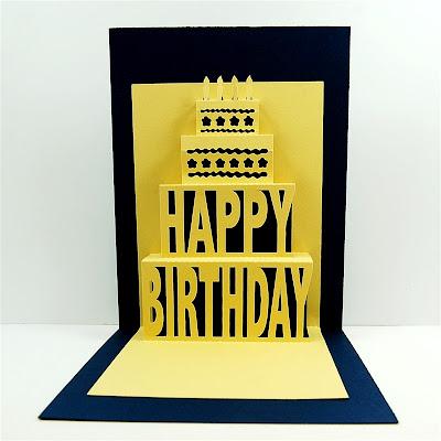 Happy Birthday Dad Cards Pop Up