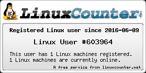 Linux user
