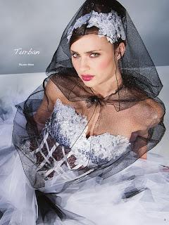 Pia Benelli colección vestidos 2012