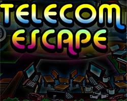 Juegos de Escape Telecom Escape