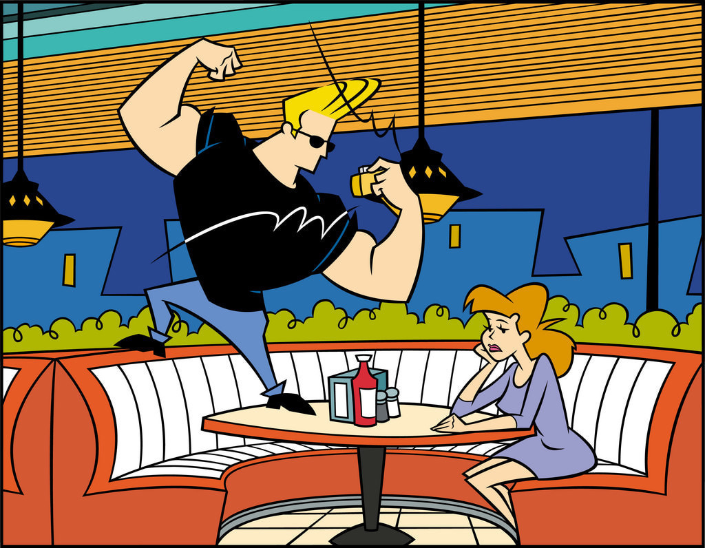 Forgotten Cartoon Characters: Johnny Bravo