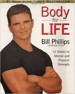 BODY FOR LIFE BY BILL PHILLIPS