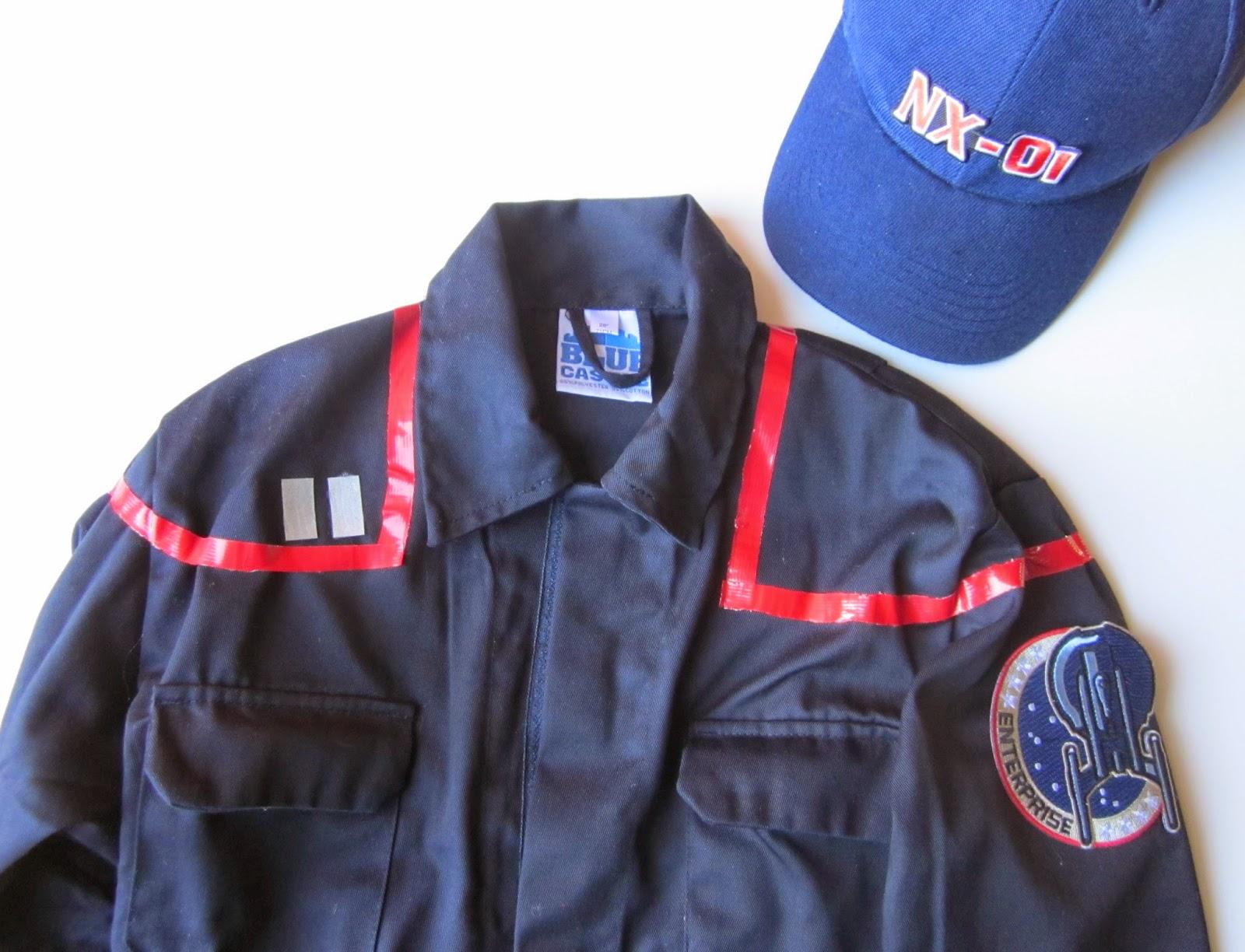 DIY  Star Trek Enterprise  Costume Lt. Malcolm Reed  sc 1 st  Geeks 2.0 & Geeks 2.0: DIY
