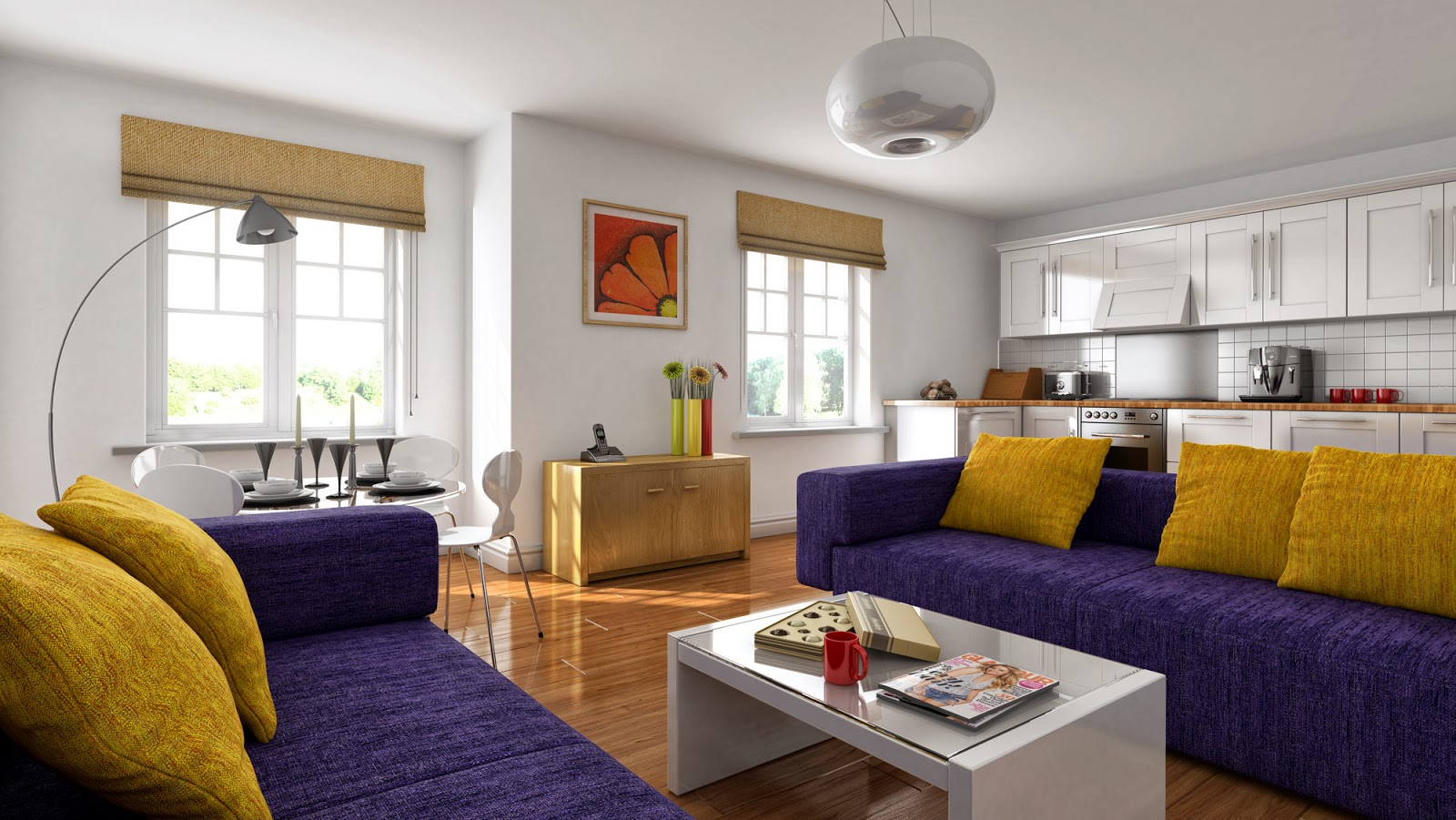 Gambar Design Interior Rumah Minimalis 11