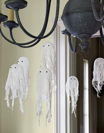 Paper Bag Halloween Luminaries