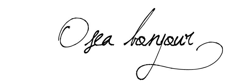 OseaBonjour