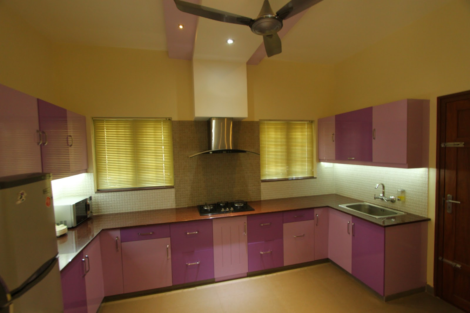 Shilpakala interiors award winning home interior design for Kerala style kitchen photos