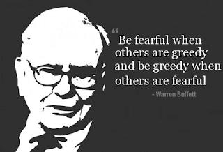 Warren Buffett fear greed