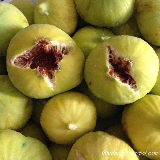 beyaz incir