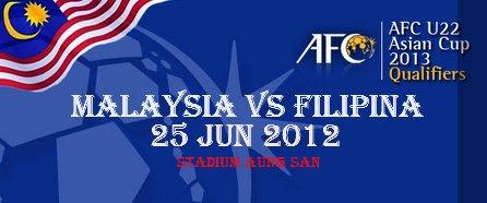 Malaysia Vs Filipina 25 Jun 2012 | Misi Buru Tiga Mata
