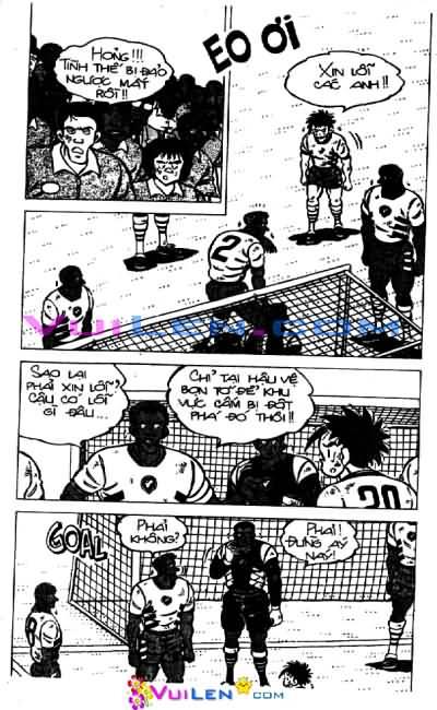 Jindodinho - Đường Dẫn Đến Khung Thành III Tập 53 page 18 Congtruyen24h