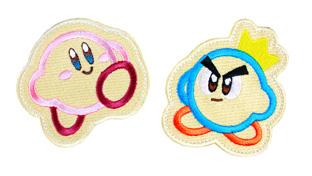 kirby patch set fluff 1 Club Nintendo Deal   Kirby Rewards