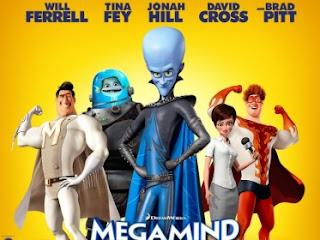 Wallpaper Film - Megamind