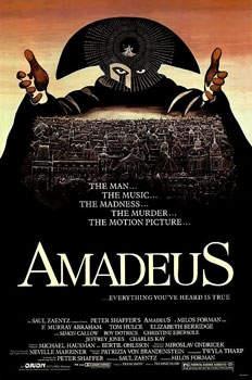 Amadeus: Oh, Kecemburuan