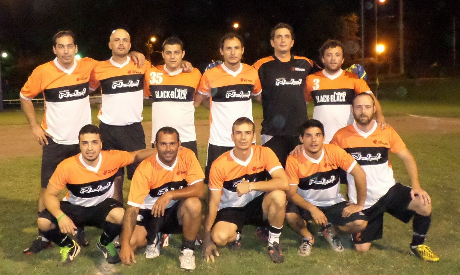 Equipo MTD 2014