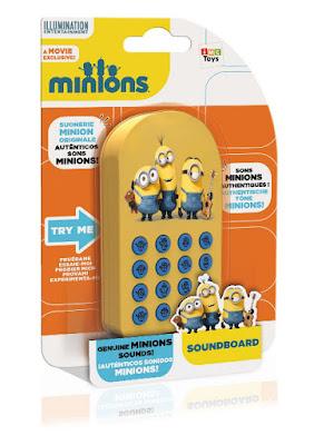 JUGUETES - MINIONS - Casa de sonidos | Soundboard  Producto Oficial de la Película 2015 | IMC Toys  A partir de años | Comprar en Amazon