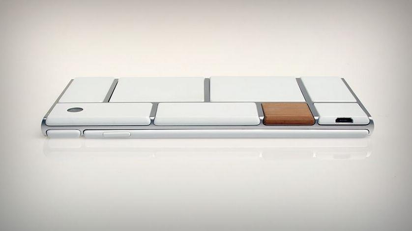 جوجل تكشف عن موعد إطلاق أولى هواتف مشروع Projet Ara