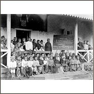 sekolah jaman kolonial belanda