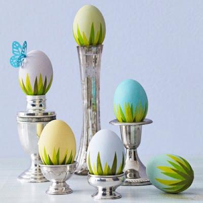 Decorar los Huevos de Pascua