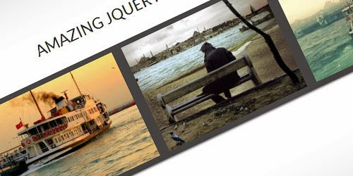 Simple Image Hover Effects with jQuery