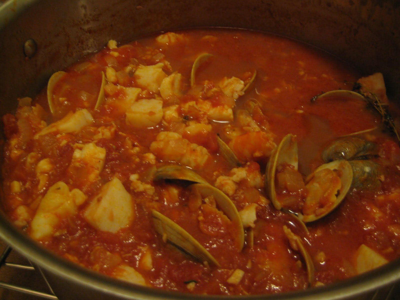 ... Truth: Easy Cooking 101: How to Make Fish Stew (in 30 Minutes