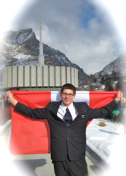 Elder Talon Hicken: The Missionary