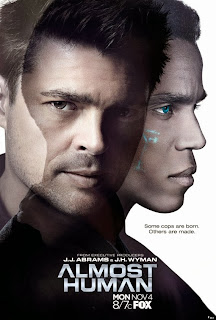 ALMOST HUMAN TEMPORADA 1 ONLINE
