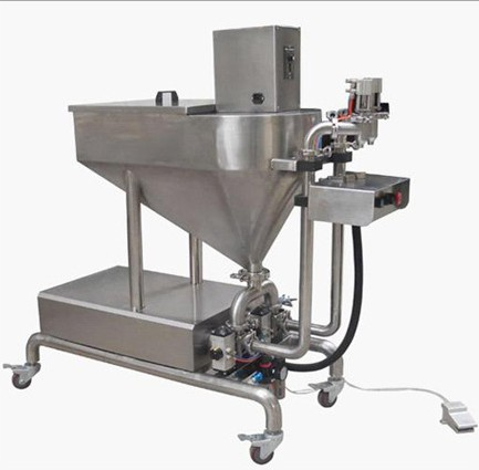 sauce bottling machine
