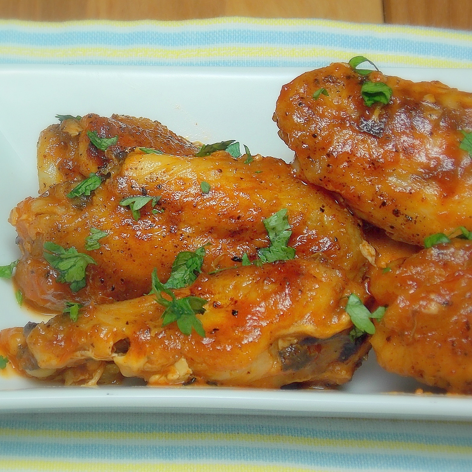 ... Loves of Grumpy's Honeybunch: Sweet Chile Lime Chipotle Chicken Wings