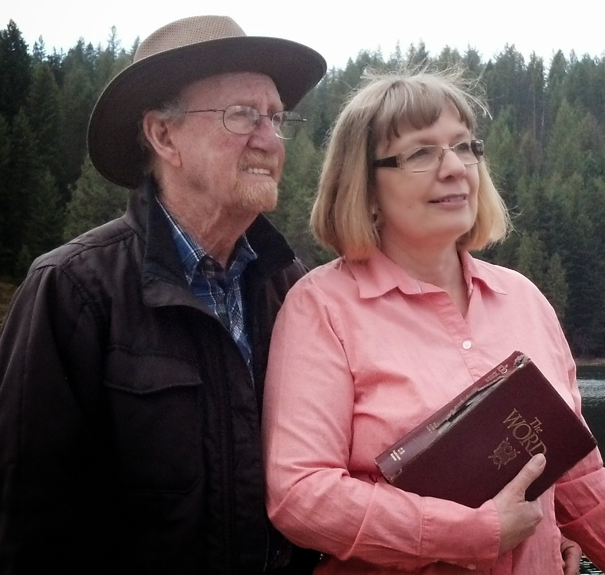 Corbett & Pam Branstetter