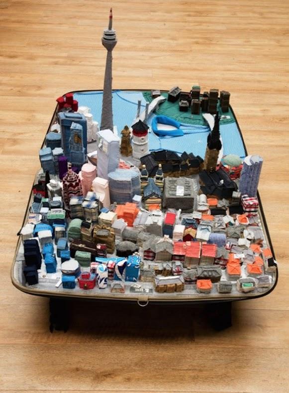 Arte de bagagem – Bem Legaus