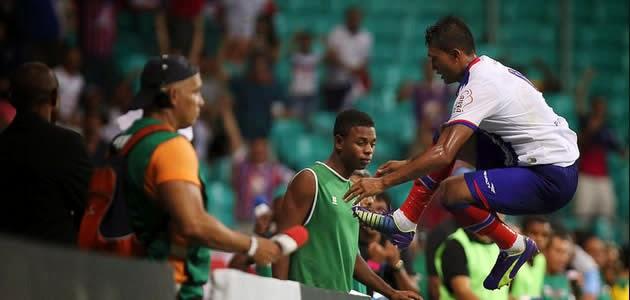 Bahia 3 x 2 Nacional Os gols