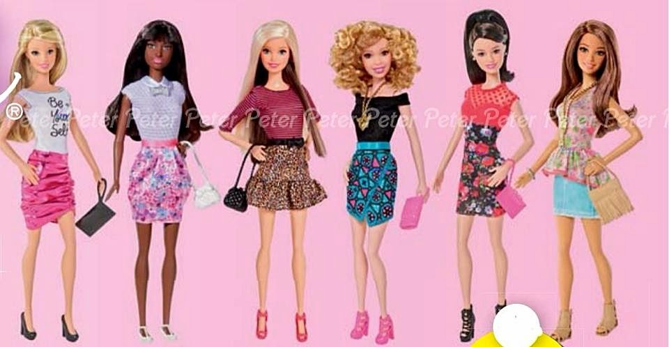 Barbie Fashionista Dolls 2015 Barbie Fashionistas E se