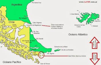 Tierra Del Fuego y su Importancia Geopolítica Estratégica Mundial