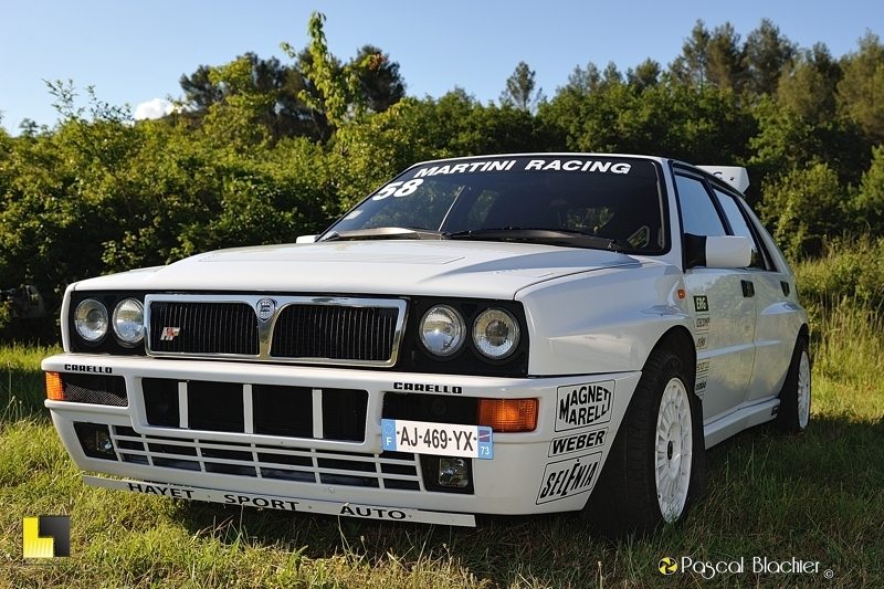 Lancia Delta photo pascal blachier