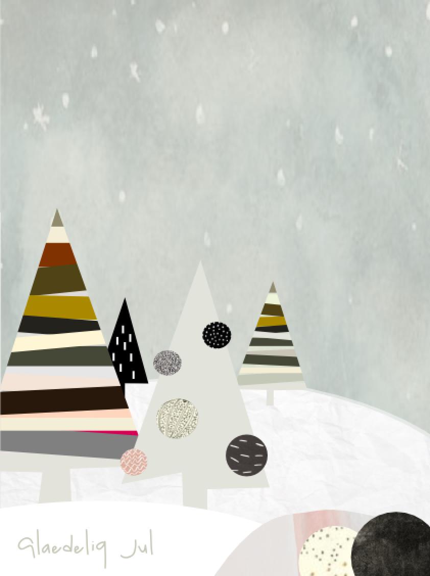 Julen sniger sig ind