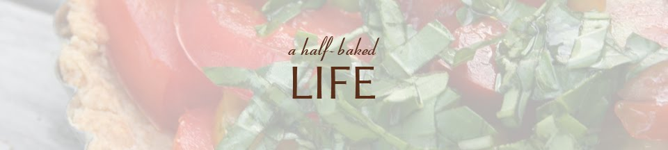 A Half Baked Life