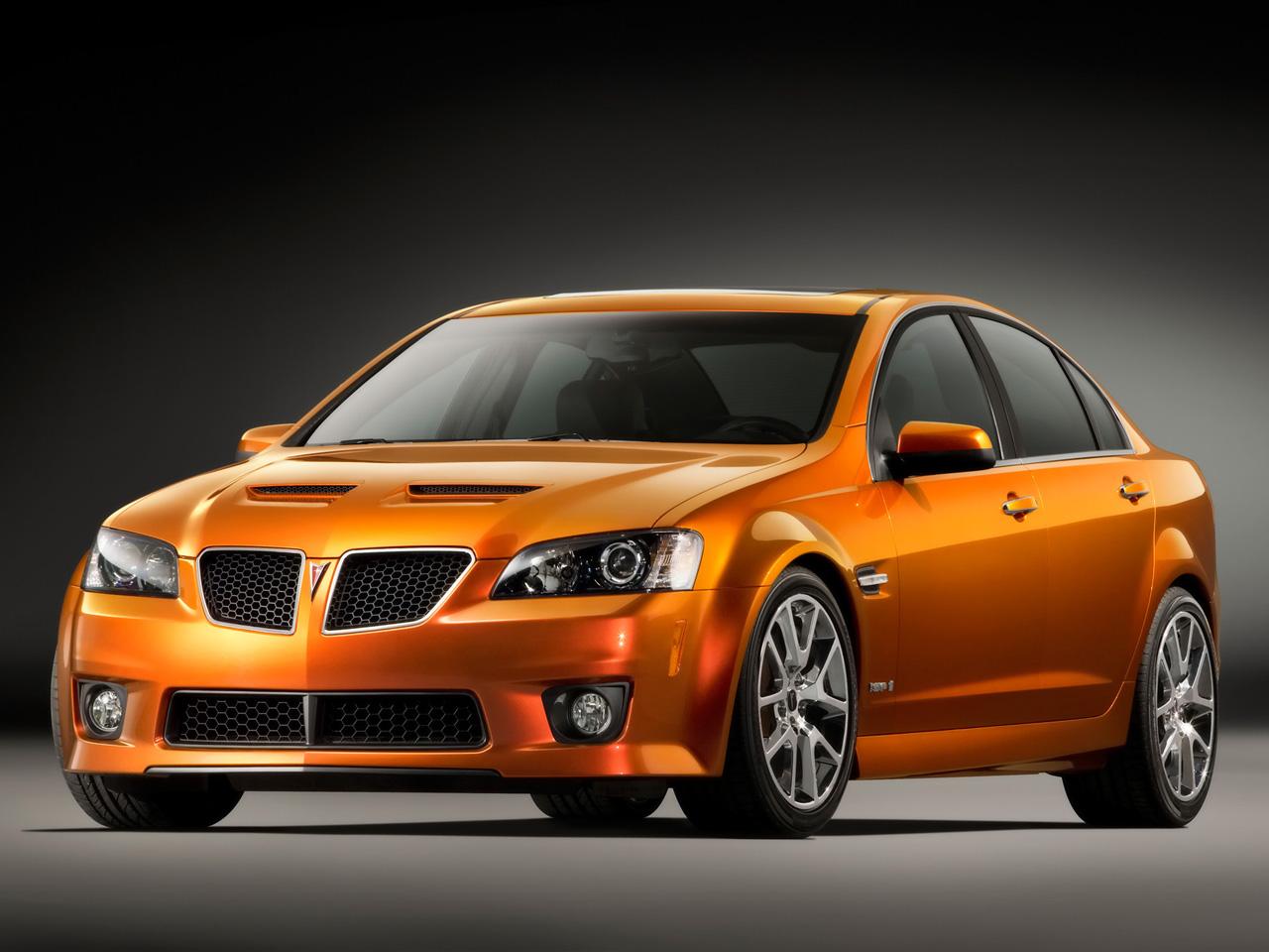 2011 Pontiac G8