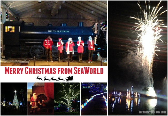 SeaWorld Christmas Celebration in Orlando
