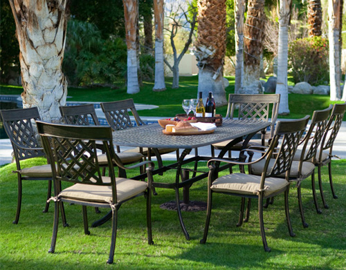 Cozy Outdoor Furniture Design Ideas