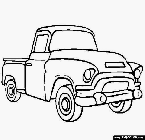 Jacked up tractors related keywords jacked up tractors for Jacked up truck coloring pages