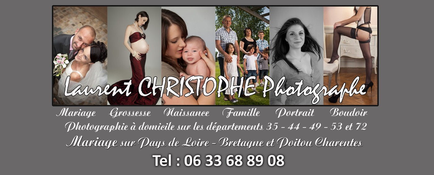 Laurent CHRISTOPHE Photographe