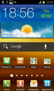 I9100XXLPB Galaxy S II Ice Cream Sandwich 4.0.3 SS2